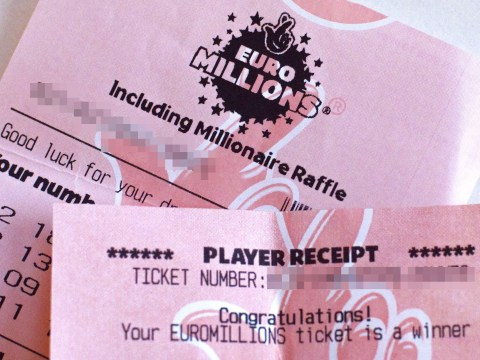Someone in the UK is £115,000,000 richer this morning after winning Euromillions