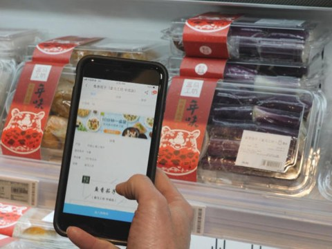 China's cashless 'e-commerce' growth could be the future of shopping