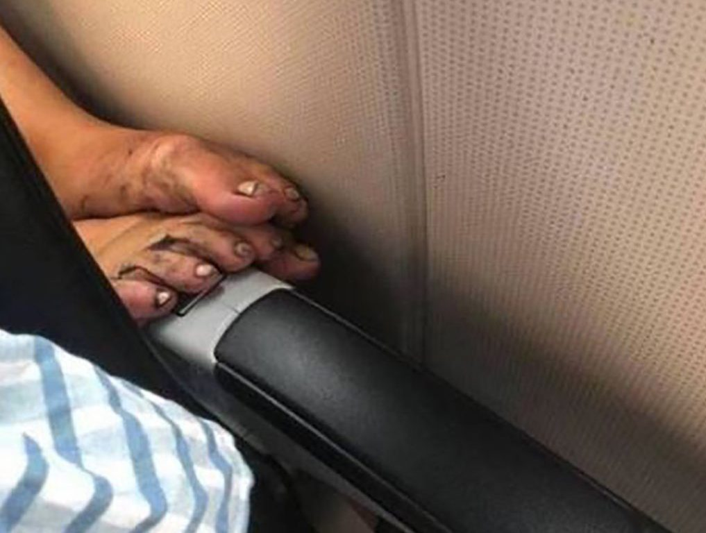 METRO GRAB VIA INSTAGRAM Feral passengers are something any frequent flyer will have encountered on one or more occasions. And Shawn Kathleen, from Columbus, is no exception. The former flight attendant was so fed up with her fellow filthy travellers on board that she decided to take her frustration out on social media to shame them. https://www.instagram.com/p/BYL4W4XB0iM/