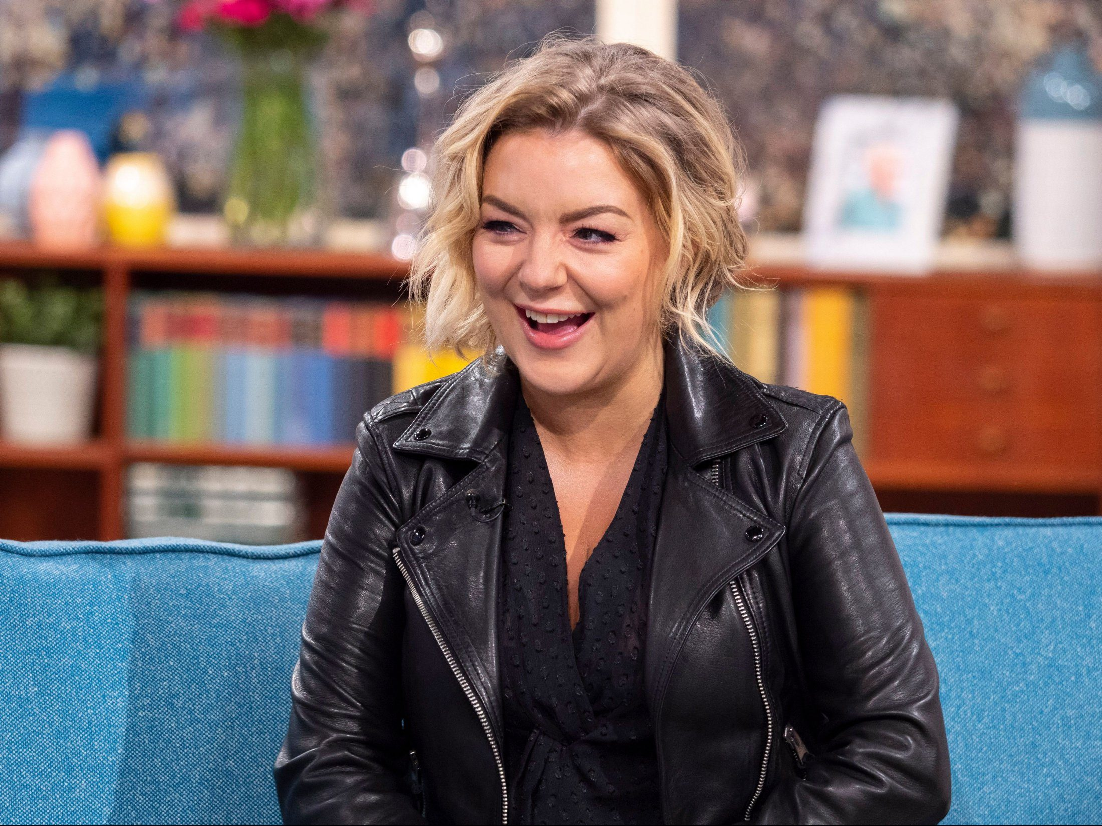 Sheridan Smith is holding off on her wedding: 'I'm enjoying being engaged for now'
