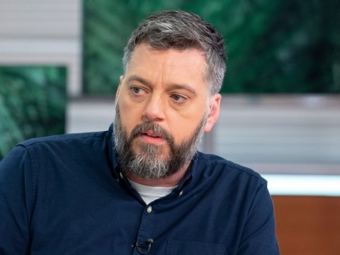Iain Lee reveals he was suicidal at peak of depression but saved by Samaritans
