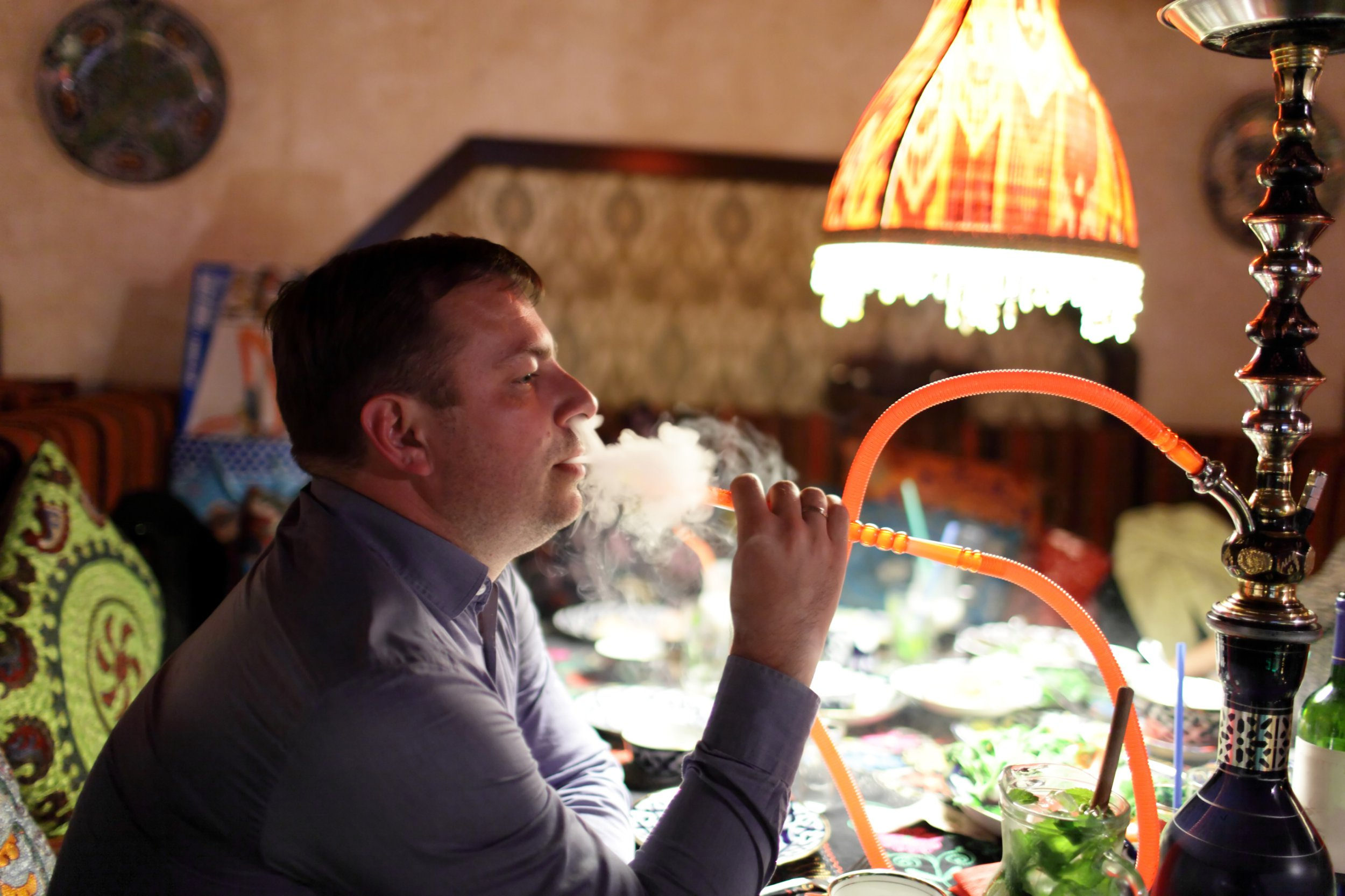 One shisha session 'is worse than smoking entire pack of cigarettes'
