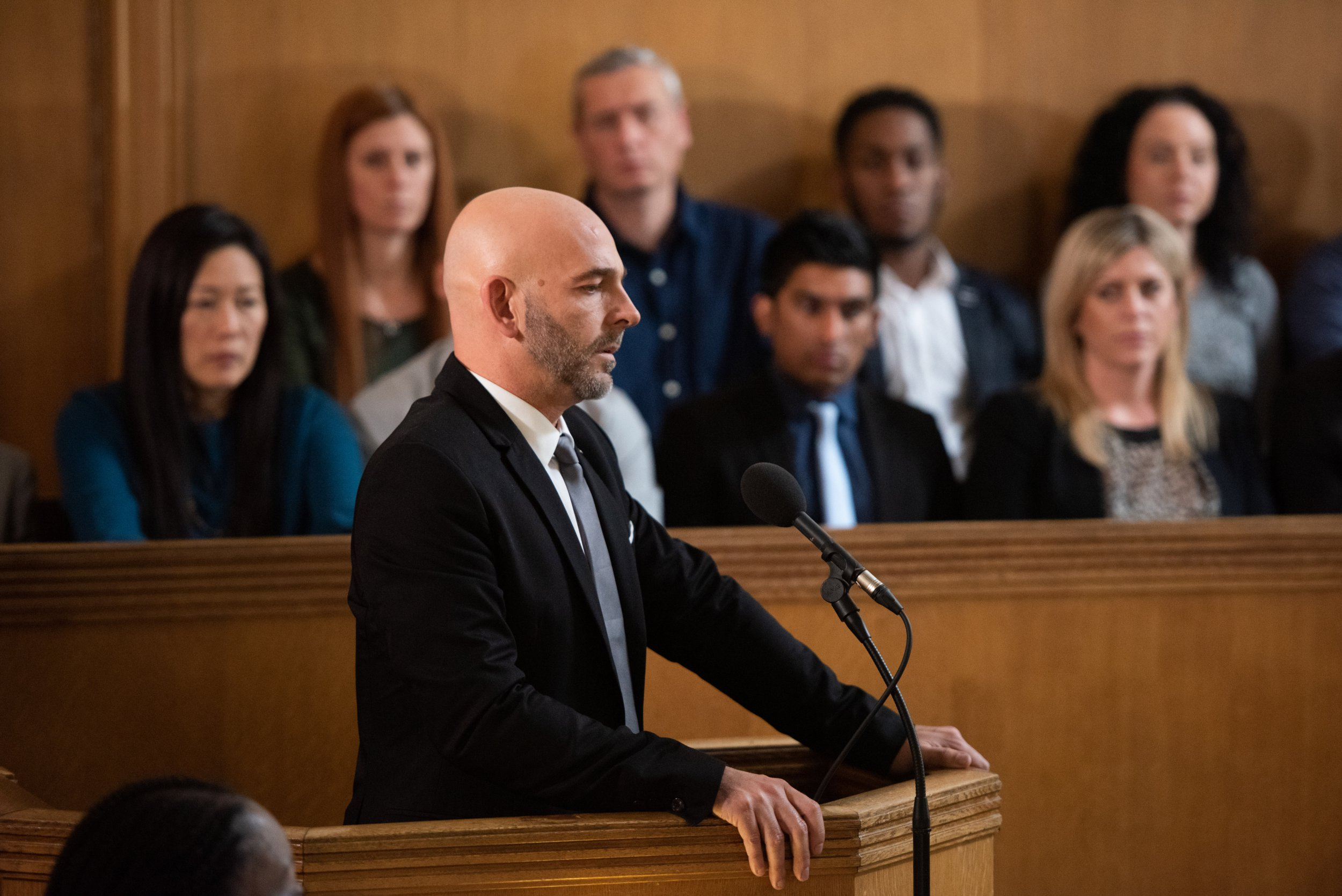 Hollyoaks spoilers: A new victim comes forward in the trial against Buster Smith