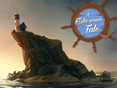 A Fisherman's Tale review – not a fishing game but one of the most intriguing VR games ever made
