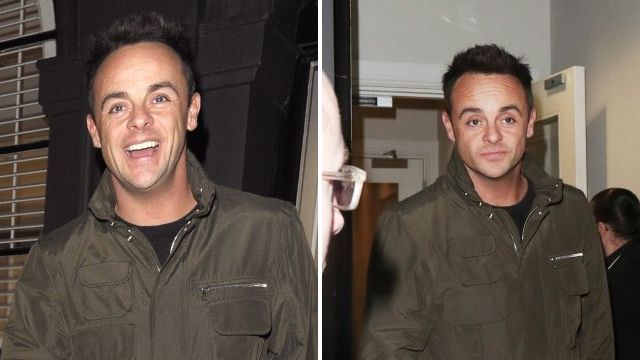 Ant McPartlin throws himself back into Britain's Got Talent rehearsals after 'tensions' with Dec