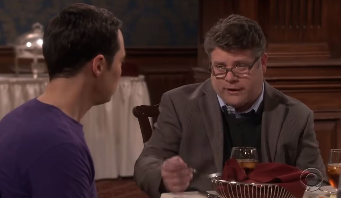 The Big Bang Theory guest star Sean Astin announces return, basically confirming Sheldon's ending