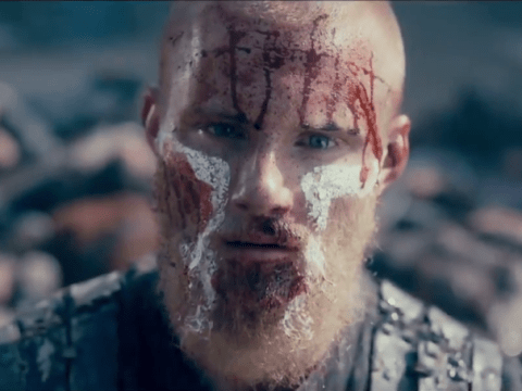 Vikings star Alexander Ludwig teases Bjorn's death as new finale trailer drops