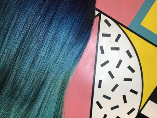 Blue Hair Is Trending Everything You Need To Know Before You Dye