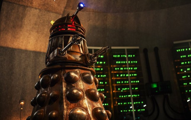 Dr Who Christmas Special 2019.Doctor Who Revamped The Daleks In New Year S Day Special And