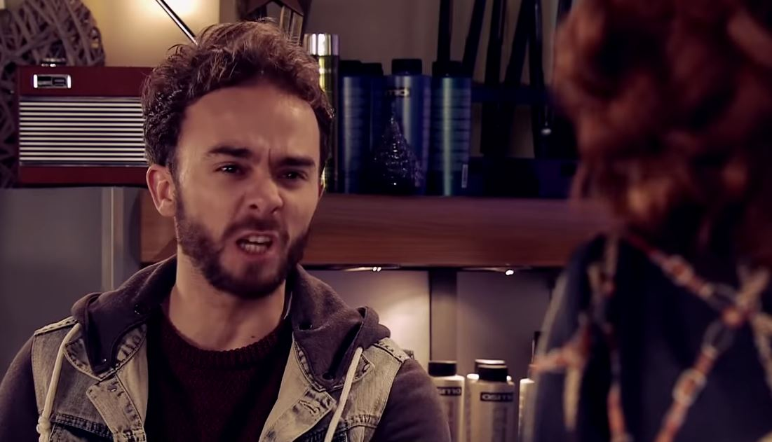 Coronation Street spoilers: David Platt snaps and loses his temper