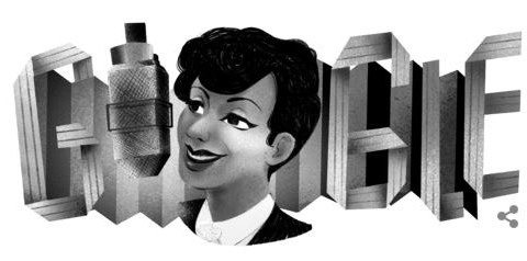 Who is Evelyn Dove, how did she die and why is she today's Google Doodle?