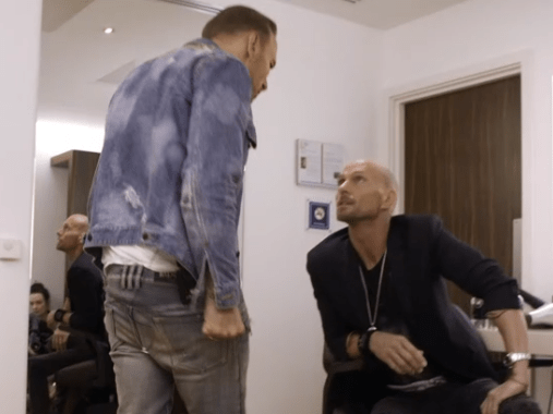 Ruth Langsford and Eamonn Holmes had no idea Bros were rowing in This Morning dressing room