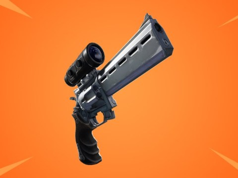 Fortnite is adding a scoped revolver and someone predicted it a year ago