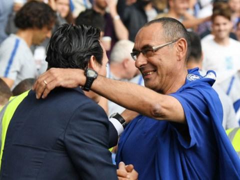 Unai Emery vs Maurizio Sarri: Which manager has had the bigger impact at Arsenal and Chelsea