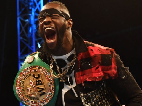 Deontay Wilder ordered to fight mandatory challenger Dominic Breazeale