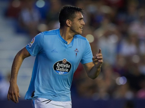 West Ham chasing Celta Vigo striker Maxi Gomez to replace Marko Arnautovic