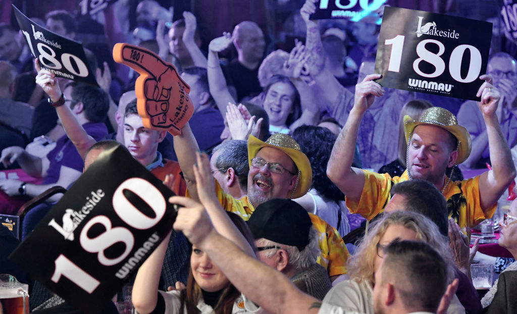 Des Jacklin: 'People say the BDO can't compete with the PDC, but that is the biggest load of crap in the world'