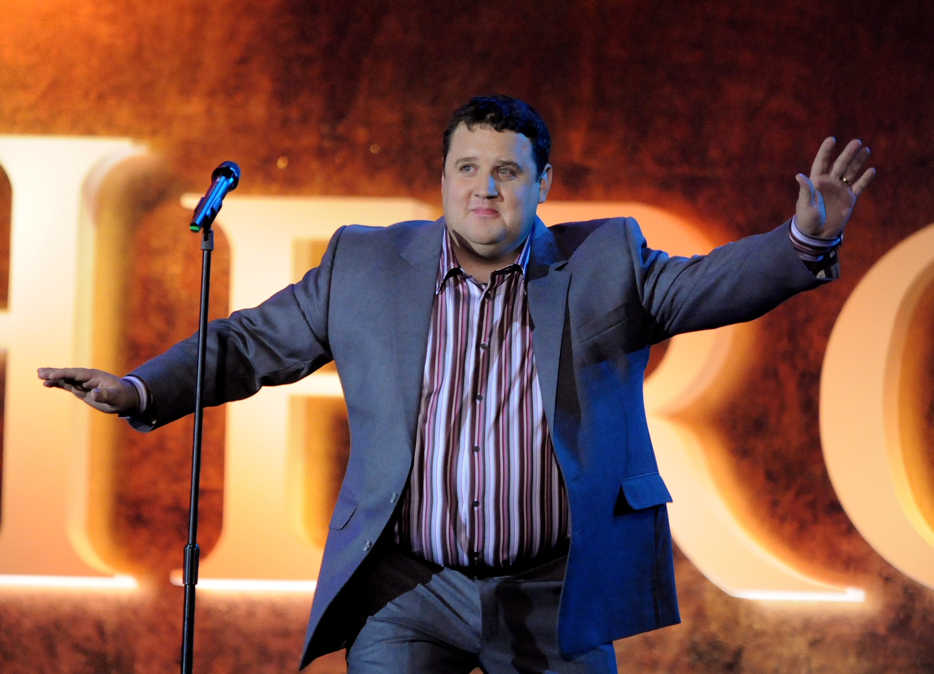 Peter Kay is 'getting better' and will make comeback at NTAs, claims Chris Evans