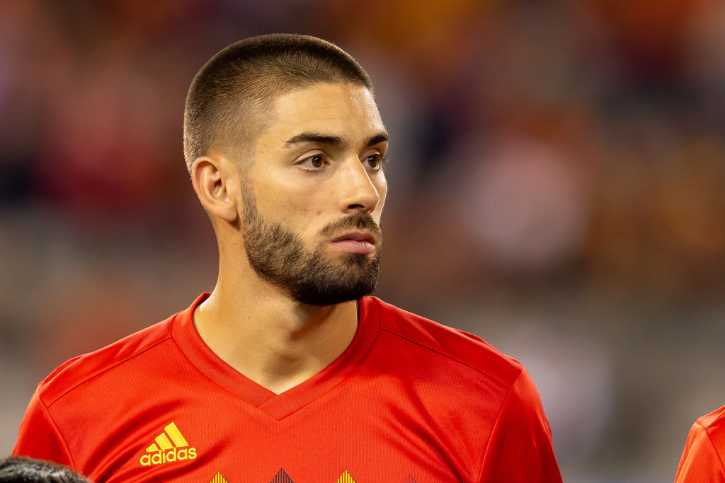 gettyimages-1052040014 Yannick Carrasco sends transfer message to Arsenal as he seeks Chinese Super League exit