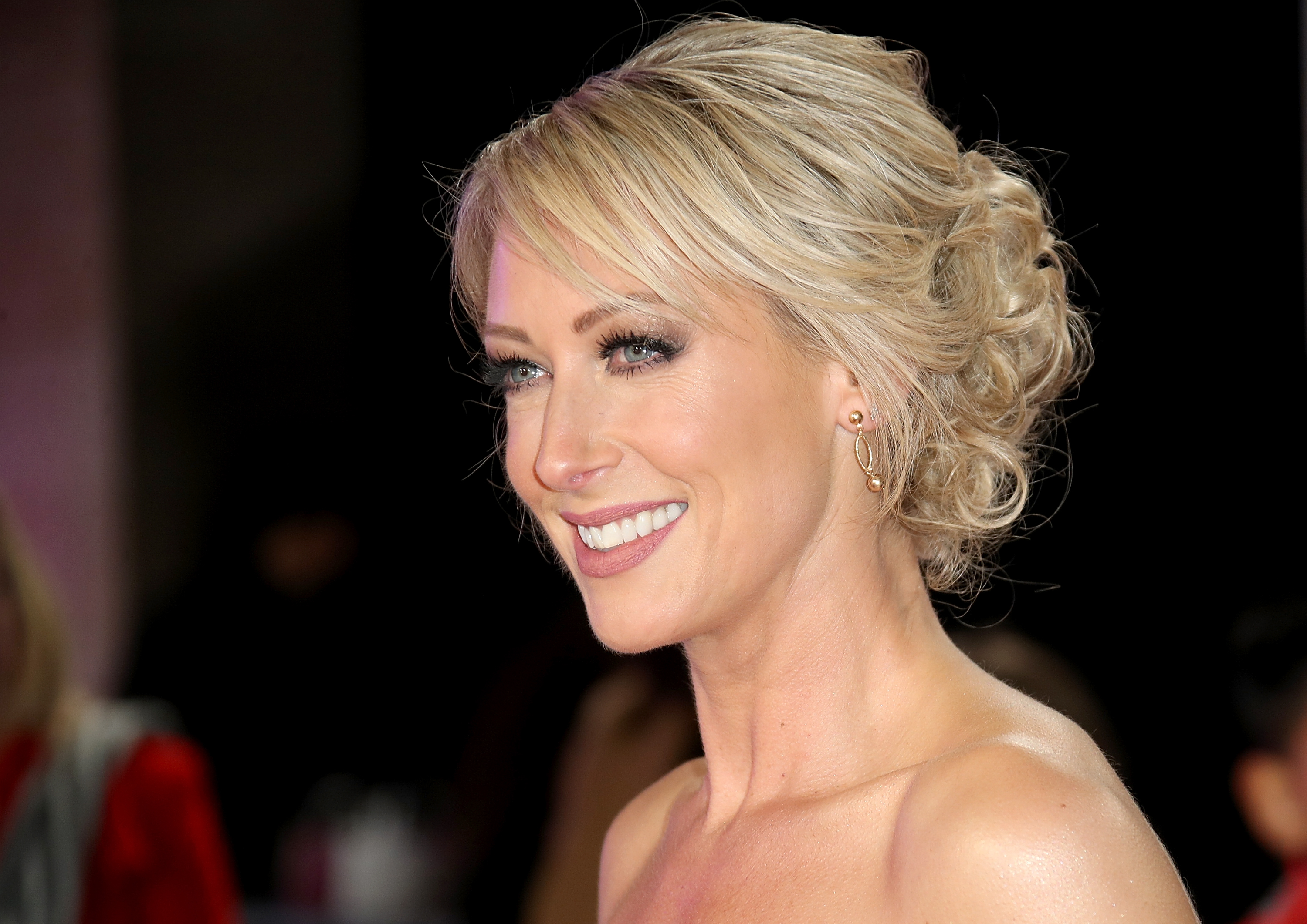 Faye Tozer felt 'emaciated' after Strictly as she weighed just over nine stone