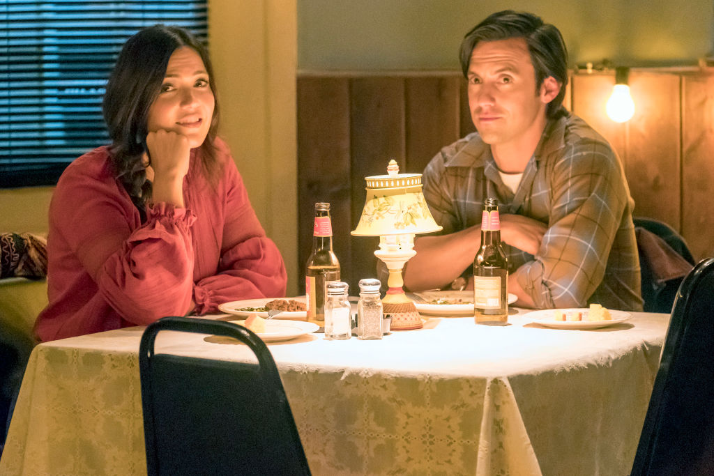 Mandy Moore and Milo Ventimiglia have an 'adults-only' group chat with This Is Us crew