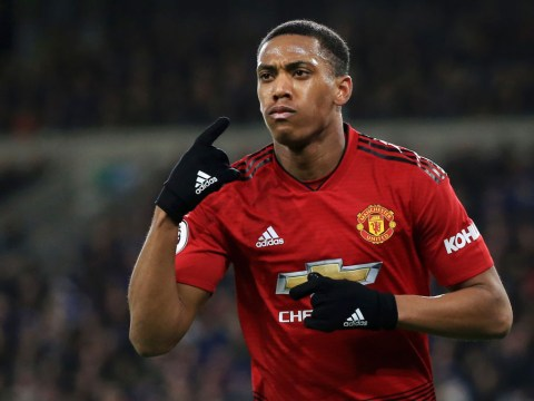 Anthony Martial close to signing new five-year deal at Manchester United