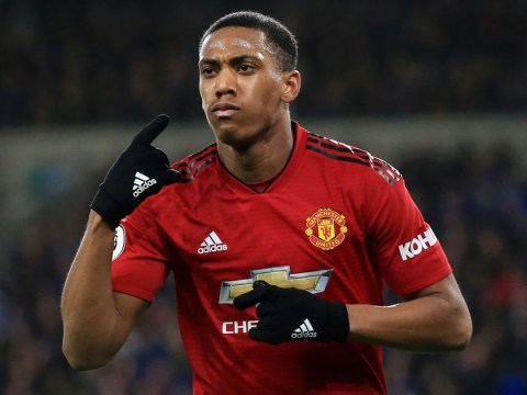 Anthony Martial reveals the best advice he's received from Ole Gunnar Solskjaer