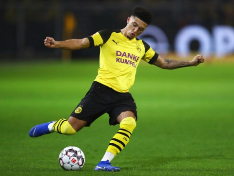 Borussia Dortmund respond to rumours that Jadon Sancho could leave in the summer