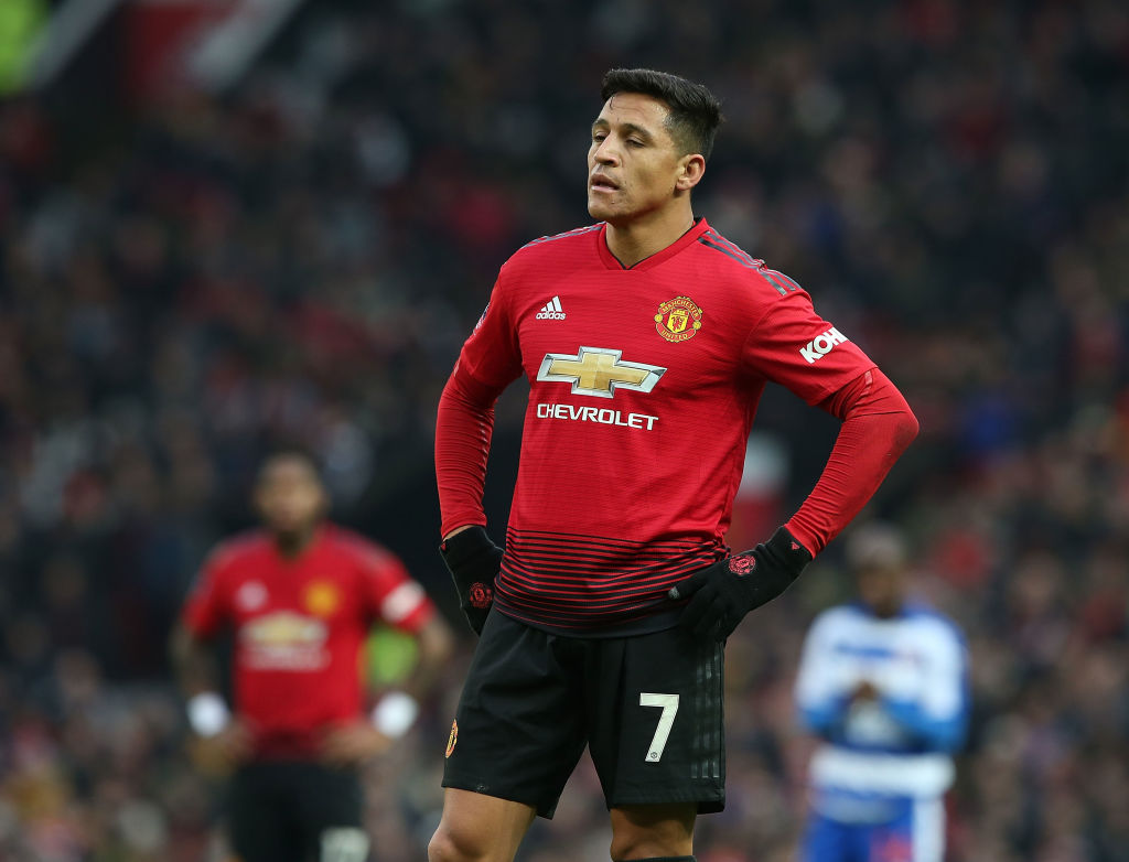 Ole Gunnar Solskjaer provides Alexis Sanchez injury update and reveals Marouane Fellaini blow