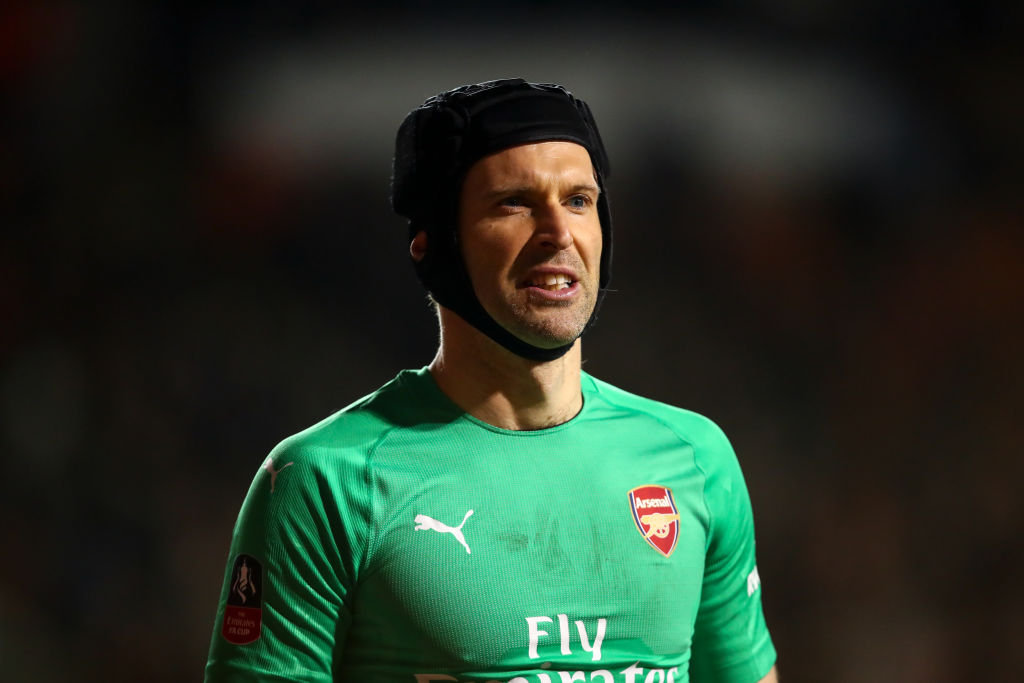 How Arsenal players reacted to Petr Cech's retirement plans in the dressing room
