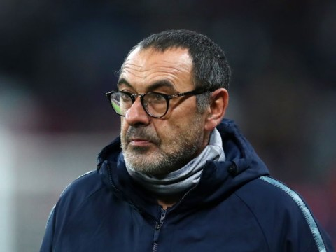 Chelsea squad fear Maurizio Sarri is too reliant on Jorginho after Bournemouth defeat