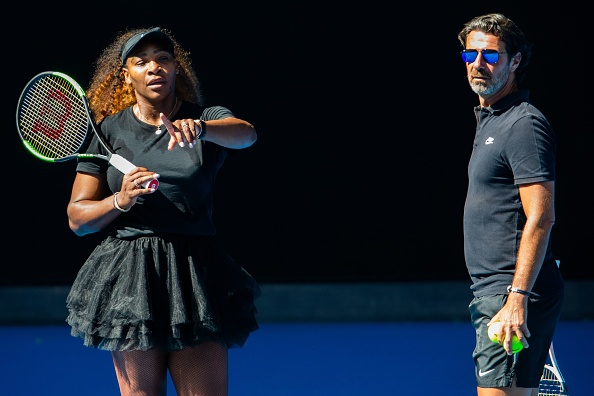 Serena Williams' coach Patrick Mouratoglou explains why he wasn't sacked after US Open final fiasco