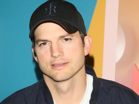 Ashton Kutcher just tweeted his phone number and he wants you to text him