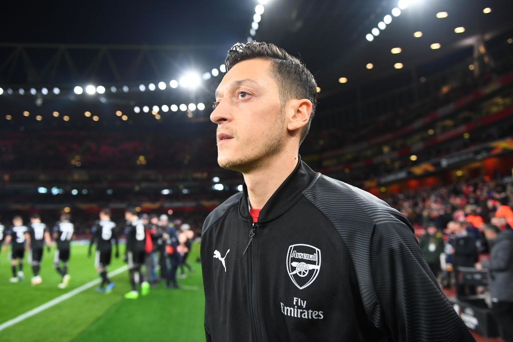 Charlie Nicholas tells Unai Emery to sell three Arsenal players – including Mesut Ozil