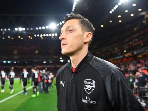 Charlie Nicholas tells Unai Emery to sell three Arsenal players – including Mesut Ozil
