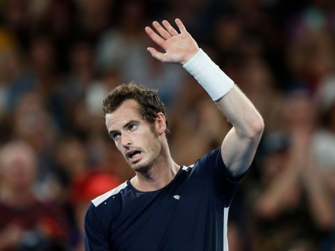 Andy Murray reacts to gushing praise from Roger Federer, Rafael Nadal and Novak Djokovic