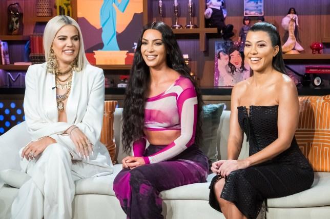 aac4942f1490 Kourtney and Khloe Kardashian admit they've taken ecstasy after Kim's  drug-fuelled sex tape confession