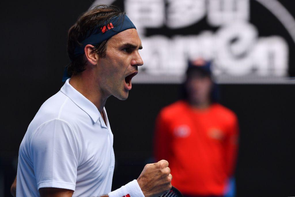 Roger Federer fights off spirited Dan Evans to reach Australian Open third round