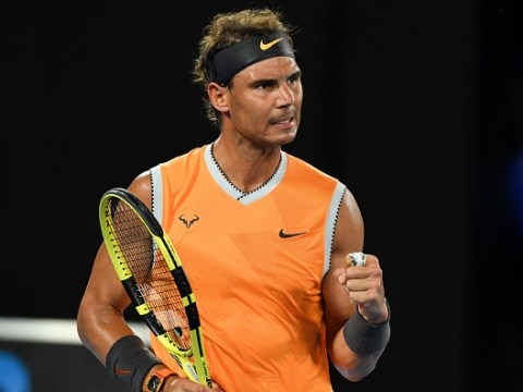 Nadal passes Edberg to join Djokovic & Federer at top of all-time Australian Open match wins