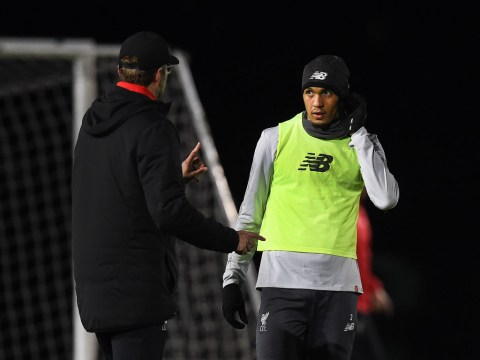 Liverpool's emergency centre-half Fabinho admits he has one major weakness in his new position