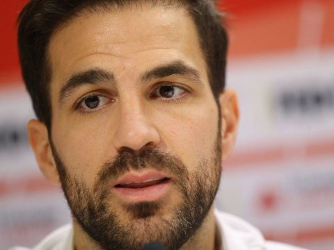 Cesc Fabregas speaks out on Thierry Henry's sacking at Monaco