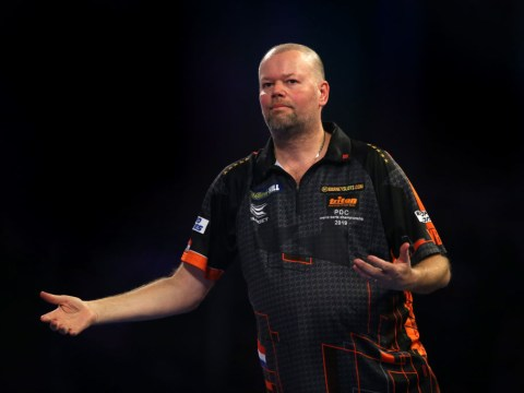 Wayne Mardle expects a walloping in Max Hopp vs Raymond van Barneveld Premier League clash