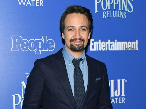Lin-Manuel Miranda takes fans on journey as he live-tweets his Brooklyn Nine-Nine episode