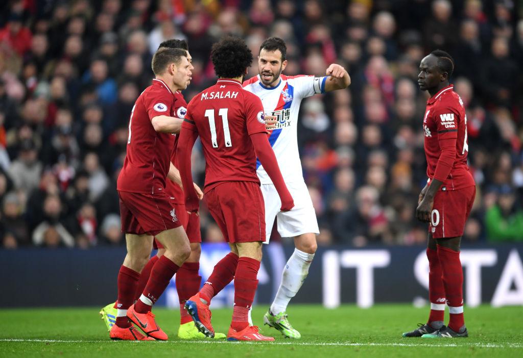 Mohamed Salah's dive against Crystal Palace 'embarrassing', says Alan Shearer