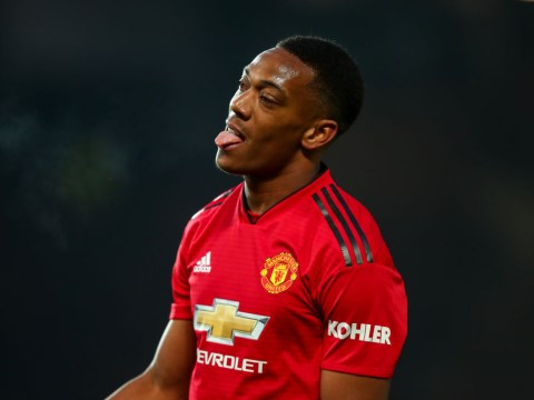 Why Anthony Martial misses Manchester United's match against Burnley