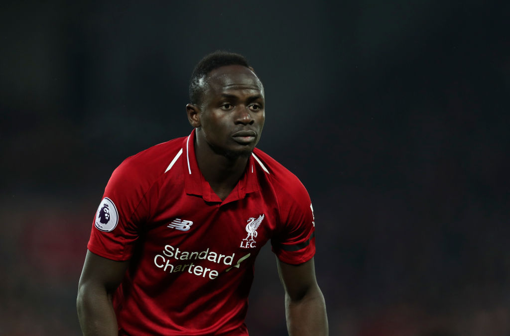 Liverpool ace Sadio Mane fires warning to Premier League title rivals Manchester City