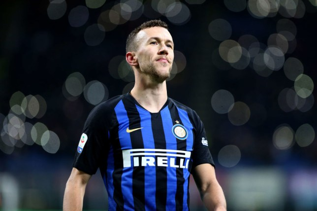 Arsenal launch late bid to sign long-term Manchester United transfer target  Ivan Perisic 5cc60419b