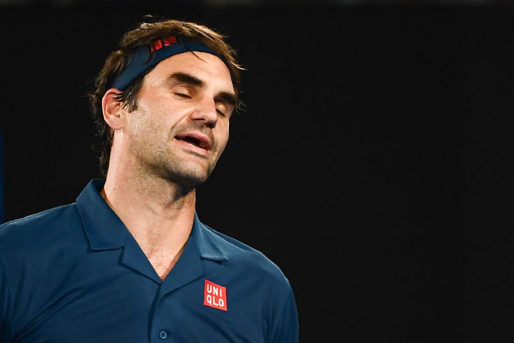 Roger Federer OUT of the Australian Open as Stefanos Tsitsipas stuns defending champion
