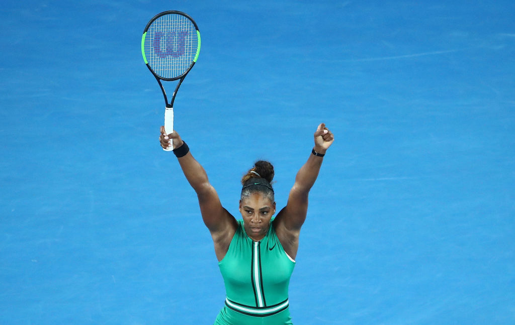 Kim Clijsters expects 'fitter' Serena Williams to make history in Melbourne this week