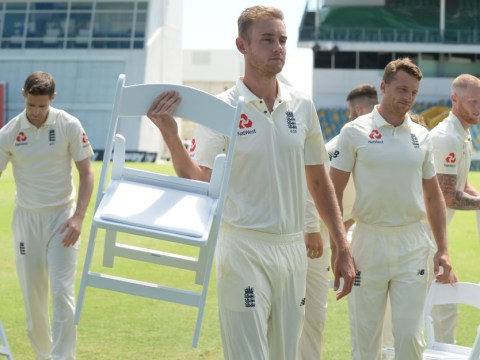 England legends react to Stuart Broad omission in first West Indies Test